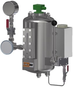 CHETRA Dichtungstechnik AG - Versorgungssysteme - Thermosiphonsystem