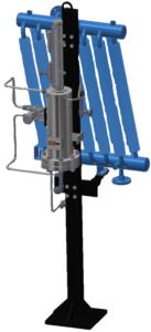 CHETRA Dichtungstechnik AG - Versorgungssysteme - Druckübersetzer