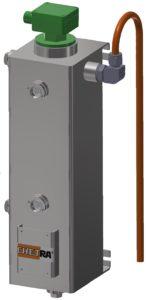 CHETRA Dichtungstechnik AG - Versorgungssysteme - Quenchbehälter